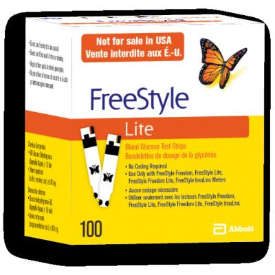Bandelettes FreeStyle Lite (100)