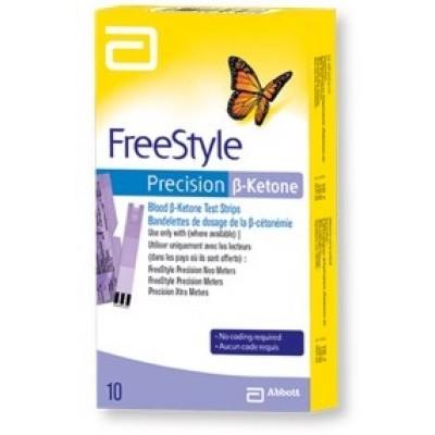 Bandelettes FreeStyle Cétone (10)