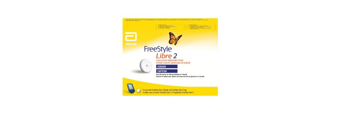 CApteur Freestyle libre 2