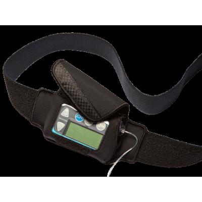 Pochette de ceinture sport (noir)