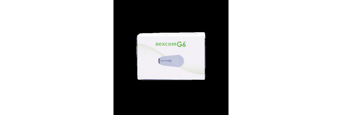 Émetteur Dexcom G6