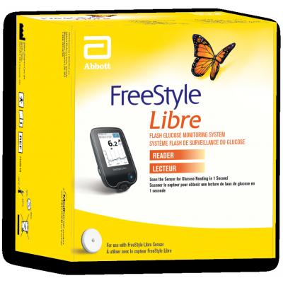 Lecteur FreeStyle Libre